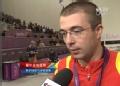奥运视频-莫尔多韦亚努夺冠后采访 夺金靠运气