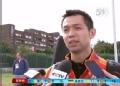 奥运视频-朱启南赛后受采访 尽力无悔淡看成败