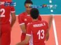 奥运视频-法耶德往前飞身扣杀 塞尔维亚VS突尼斯