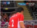 奥运视频-斯塔罗维奇网前轻吊 塞尔维亚VS突尼斯