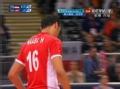 奥运视频-卡比网前飞身抢攻 塞尔维亚VS突尼斯