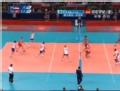 奥运视频-乌鲁斯4号位杀斜线 塞尔维亚VS突尼斯