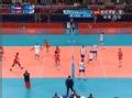 奥运视频-斯里门跃起拦网得手 塞尔维亚VS突尼斯