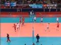 奥运视频-法耶德飞身拦网得手 塞尔维亚VS突尼斯