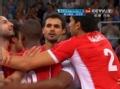 奥运视频-纳加4号位飞身扣杀 塞尔维亚拦网出界