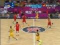 奥运视频-英格尔斯突破上篮 纽利隔人暴扣补进