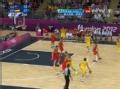 奥运视频-贝恩斯得妙传上篮 澳大利亚VS西班牙