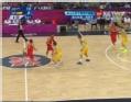 奥运视频-伊巴卡精彩扣篮得分 澳大利亚VS西班牙