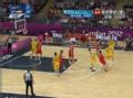 奥运视频-英格尔斯突破上篮 澳大利亚VS西班牙