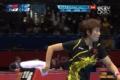 奥运视频-丁宁11-6拿下第三局 总比分3-0领先