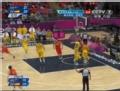 奥运视频-加索尔上演空中接力 澳大利亚VS西班牙