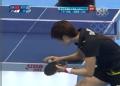 奥运视频-丁宁抓住机会15-13反超 斩获第一局