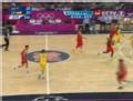 奥运视频-卡尔德隆右翼命中三分 澳大利亚VS西班牙