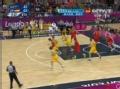 奥运视频-尼尔森上篮球进得分 澳大利亚VS西班牙