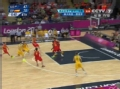 奥运视频-英格尔斯三分命中 澳大利亚VS西班牙