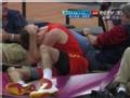 奥运视频-费尔南德斯飞身救球 澳大利亚VS西班牙
