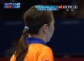 奥运视频-李晓霞反手抽斜线 女乒单打8强赛