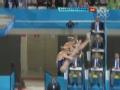 奥运视频-英国组合入水未打开 女双10米台决赛