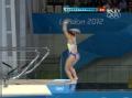 奥运视频-乌克兰组合起跳不足 女双10米台决赛