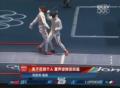 奥运视频-雷声逆转对手挺进四强 伦敦男子花剑