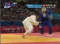 奥运视频-徐丽丽最后5秒殊死一搏 获半分摘银牌