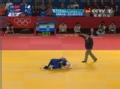 奥运视频-女柔63公斤级决赛 徐丽丽不敌左尼尔
