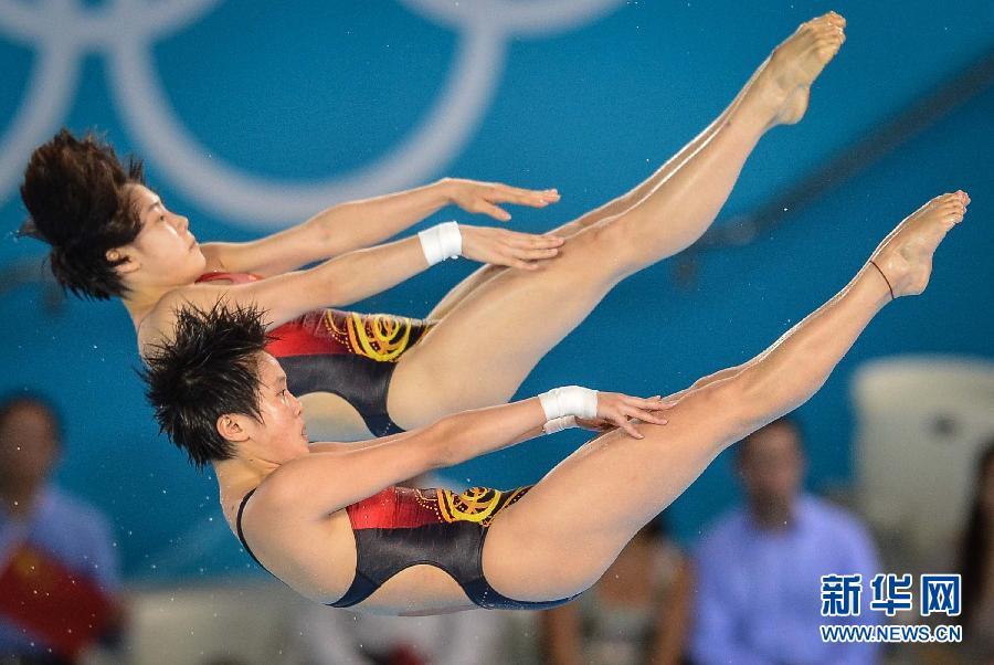 胡佳:女子双人跳台优势明显 东道主因素亦不惧