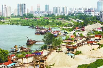 江汉二桥至六桥 年内建成滨江乐园(组图)