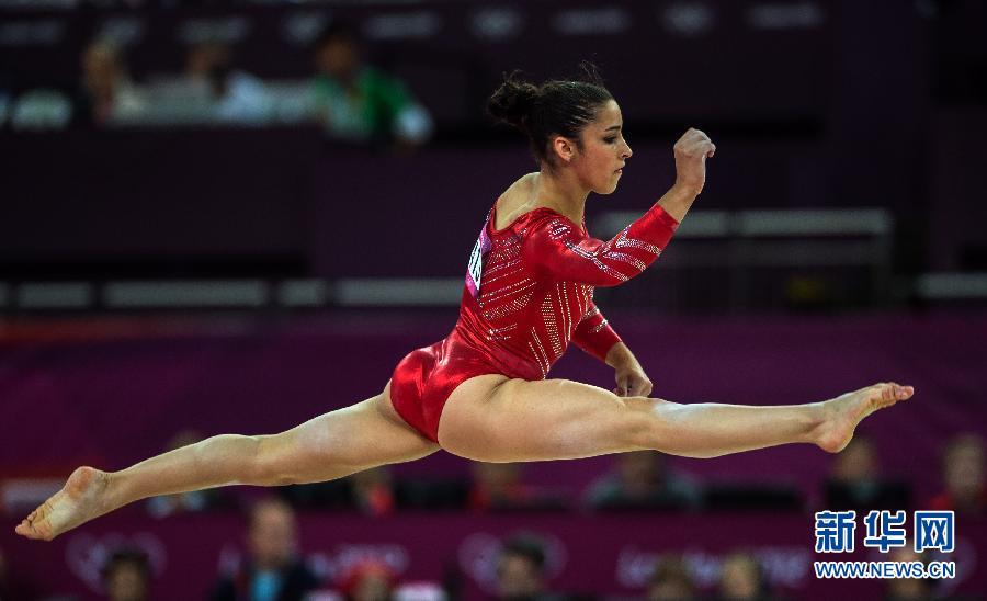 美国十次操并不是_2012年7月31日,在伦敦奥运会体操女子团体决赛中,美国队以183.