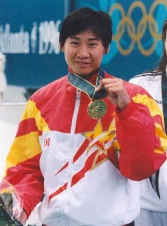1992年的巴塞罗那奥运会对于王晓红而言,是辉煌中带有一丝遗憾.图片