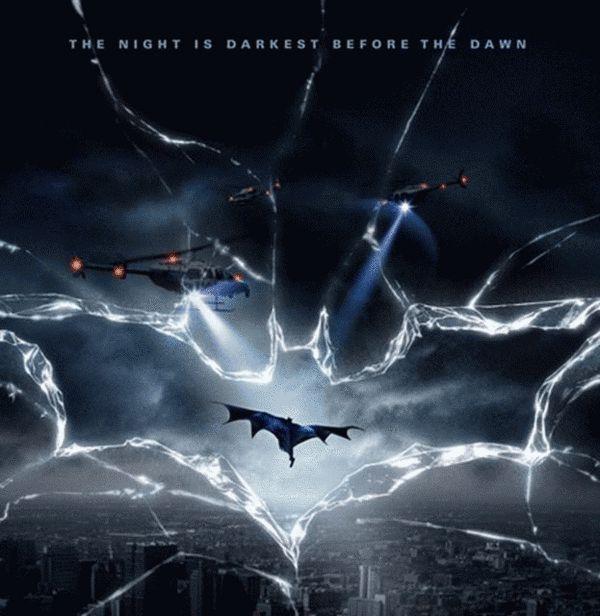 蝙蝠侠3海报