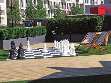 巨大的国际象棋