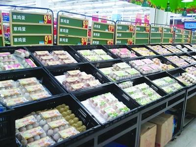 南京市面上的鸡蛋没有一个提及抗生素。