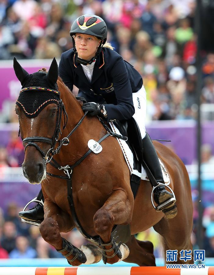 马术—奥运会上最贵项目 一匹好马值7000多万