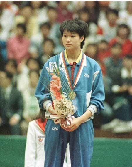 1988年奥运会陈静