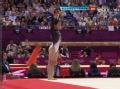 奥运视频-日本小将转体方向不明 女团体操决赛