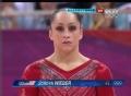 奥运视频-美选手高低杠空中翻腾 女团体操决赛