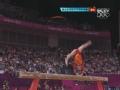 奥运视频-眭禄平衡木屈体空翻 沉稳落地获掌声