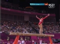 奥运视频-美国展现平衡木优势 罗斯演完美下马