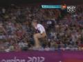 奥运视频-罗马尼亚选手展超强弹跳 空中前翻2周