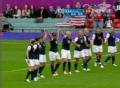 奥运视频-美国姑娘庆祝犹如波浪 奥运独特风景