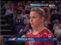 奥运视频-加选手平衡木上演空翻 女团体操决赛