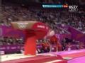 奥运视频-邓琳琳踺子后手翻 顺利完成全部比赛