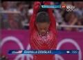 奥运视频-美国选手空中抱膝翻腾 女团体操决赛
