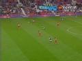 奥运视频-海瑟小角度搓射稍稍高出 美国VS朝鲜