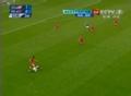 奥运视频-瓦姆巴赫头球攻门 遭崔永欣飞身化解