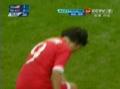 奥运视频-崔美京报复动作踢空 裁判铁面出黄牌