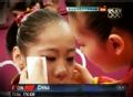 视频-女团体操悲喜两重天 美国喜悦中俄落热泪