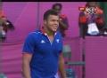 奥运视频-特松加险胜加小将晋级 网球男子单打