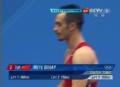 奥运视频-麦特碧娜抓153kg成功 举重男子69kg级